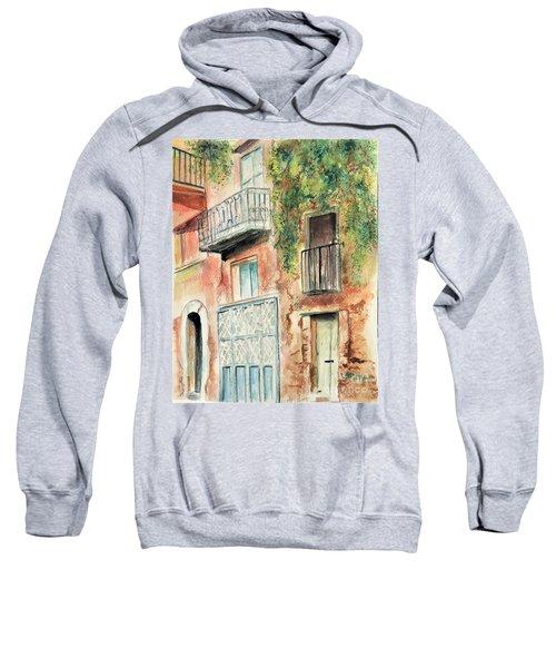 Sorrento Charm Sweatshirt