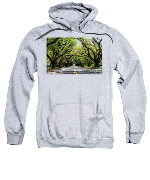 South Boundary Ave Aiken Sc Sweatshirt