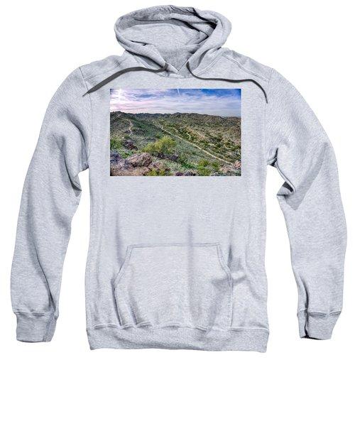 South Mountain Landscape Sweatshirt