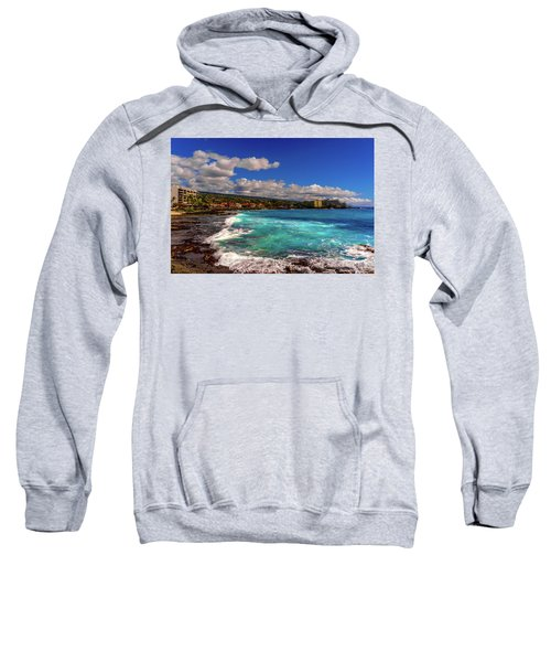 Southern View Of The Shore Sweatshirt