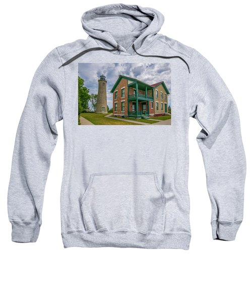 Southport Lighthouse  Sweatshirt