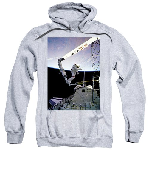 Space Walk Sweatshirt