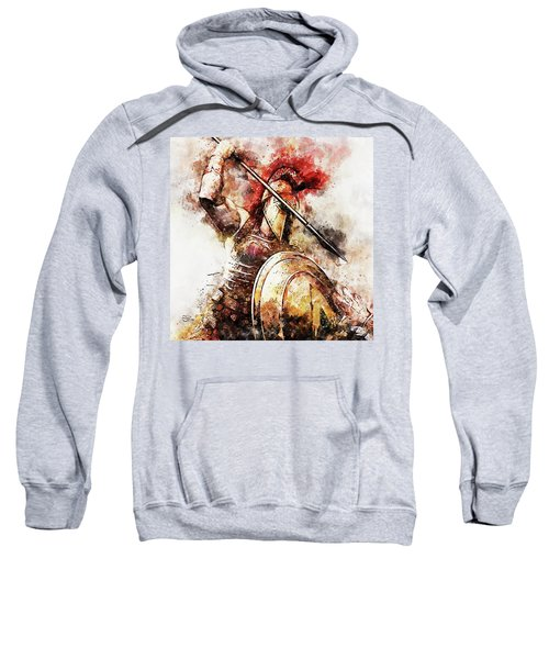 Spartan Hoplite - 54 Sweatshirt