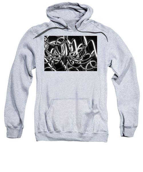 Spirals Of Light Sweatshirt
