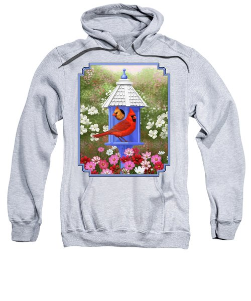 Spring Cardinals Sweatshirt