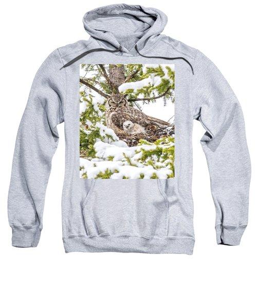 Spring Caregiver Sweatshirt