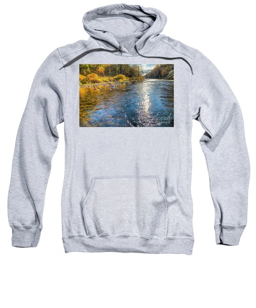 Spring Hole Sweatshirt