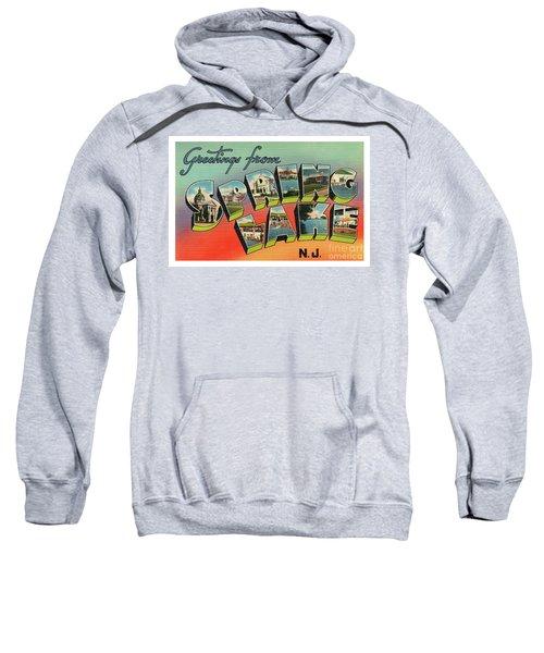 Spring Lake Greetings Sweatshirt