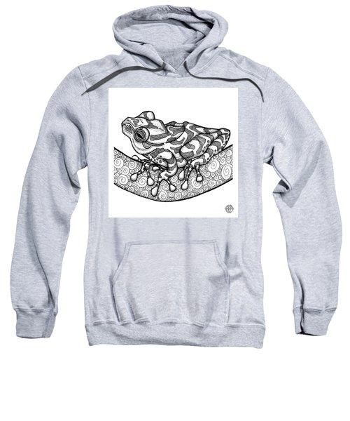 Spring Peeper Sweatshirt
