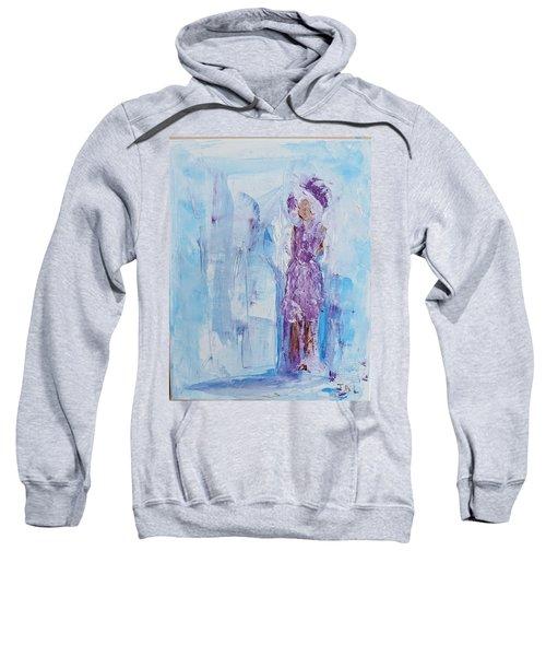 Spunky Angel Sweatshirt
