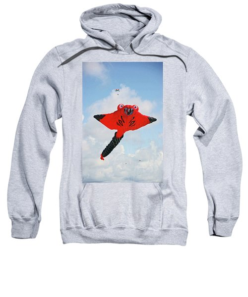 St. Annes. The Kite Festival Sweatshirt