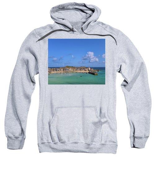 St Ives Cornwall - General View Sweatshirt