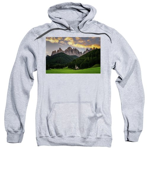 St Johann Sunrise Sweatshirt