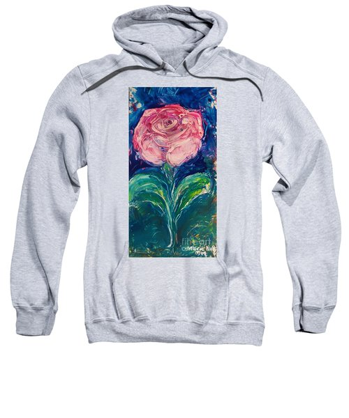 Standing Rose Sweatshirt