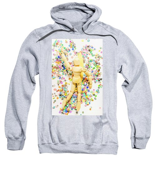 Sticker Surf Sweatshirt