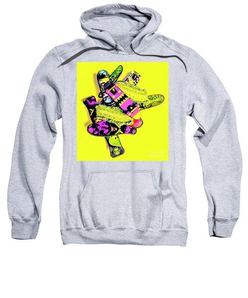 Still Life Street Skate Sweatshirt
