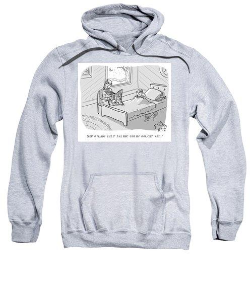 Stocktime Stories Sweatshirt
