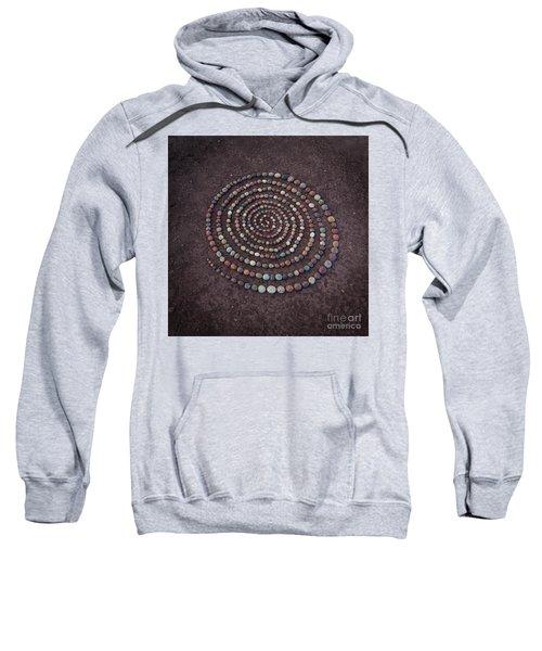 Stone Spriral Sweatshirt