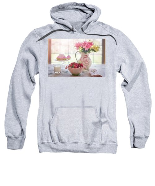 Strawberry Breakfast Sweatshirt