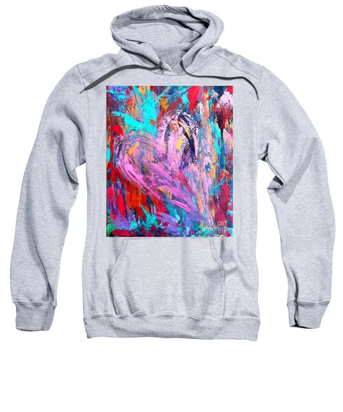 Strength Of My Heart Sweatshirt