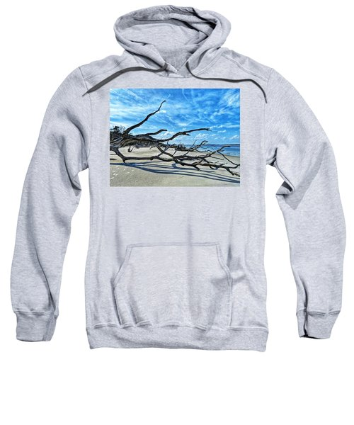 Stretch By The Sea Sweatshirt