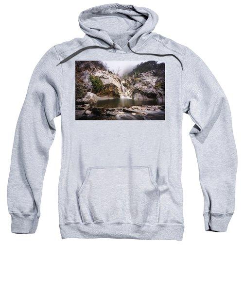 Suchurum Waterfall, Karlovo, Bulgaria Sweatshirt