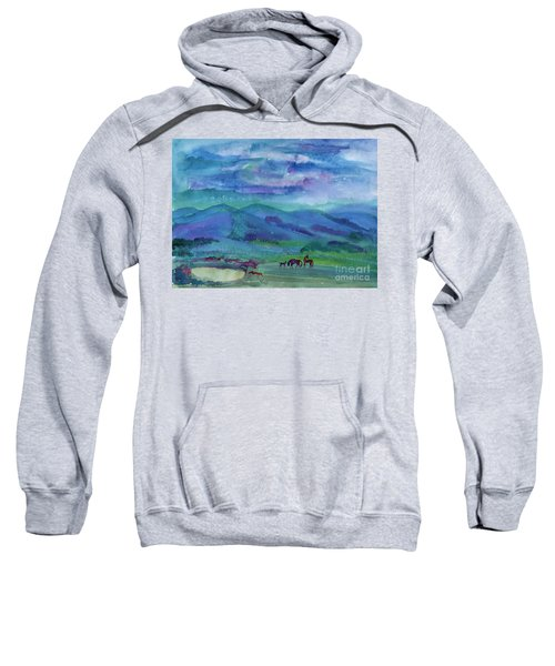 Summer Night Sweatshirt