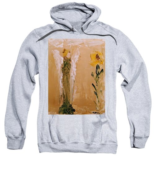 Sunflower Angel Sweatshirt