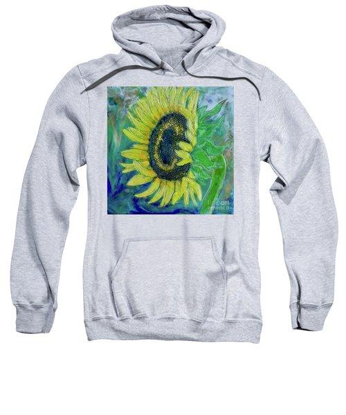 Sunflower Smiles Sweatshirt