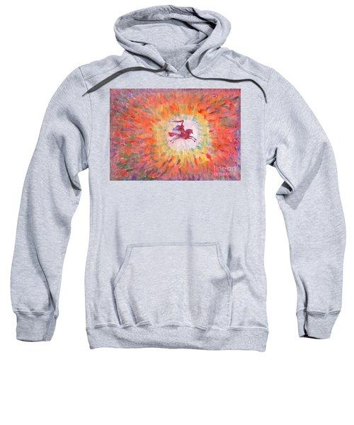 Sunny Rider Sweatshirt
