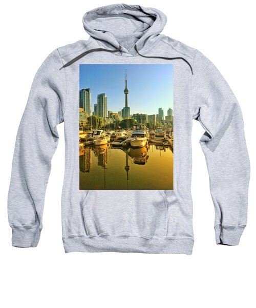 Sunrise At The Harbour Sweatshirt