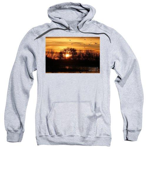 Sunrise Flight Sweatshirt