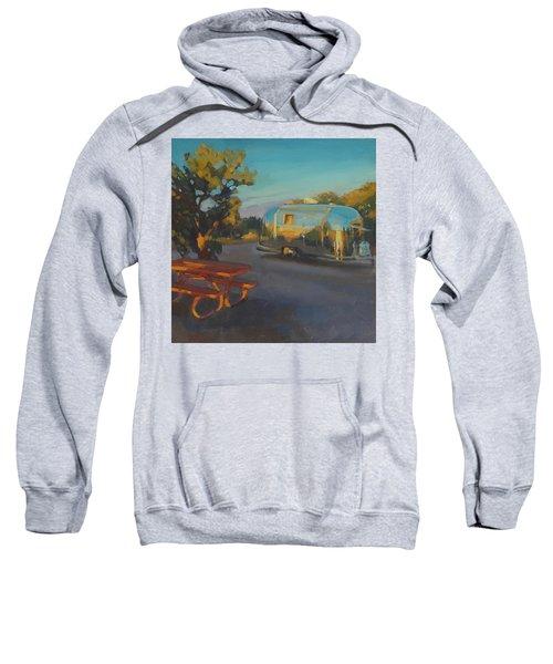 Sunrise In Navajo Monument Sweatshirt
