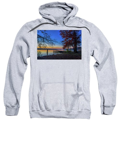 Sunrise On The Patuxent Sweatshirt