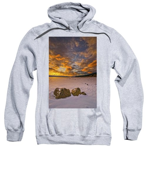 Sunrise Rocks Sweatshirt
