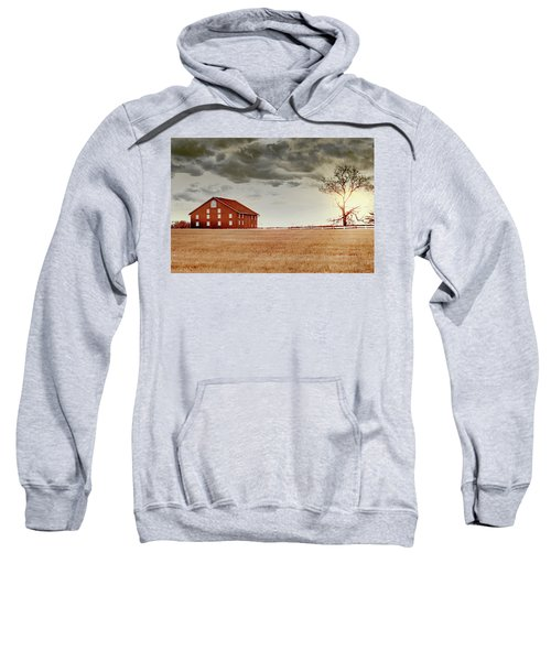 Sunset Barn Sweatshirt