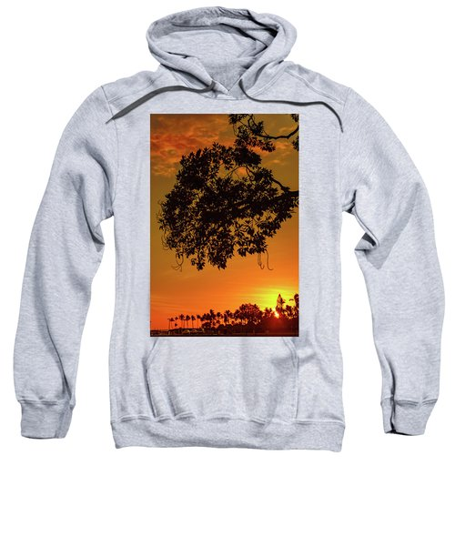 Sunset By The Pier Sweatshirt