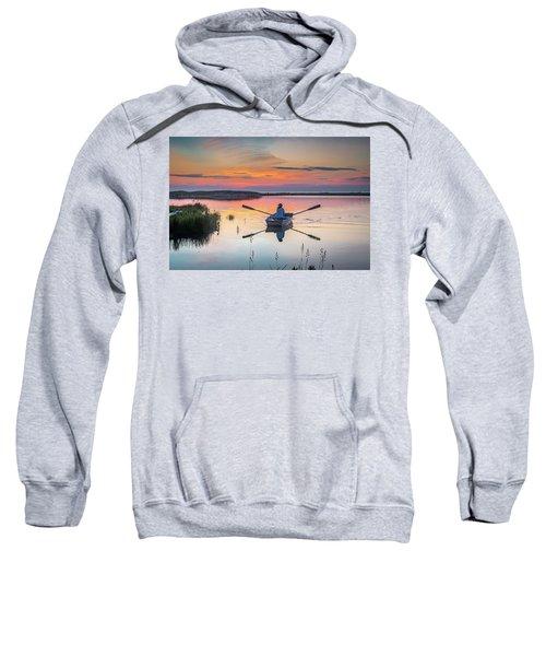 Sunset  Crossing Sweatshirt