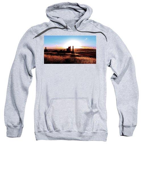 Sunset. Magpie Mine. Sweatshirt