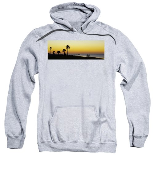 Sunset On Copano Bay, Texas Sweatshirt