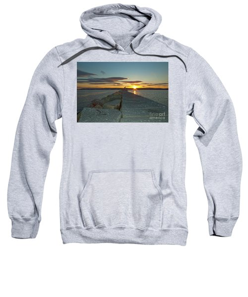 Sunset Seawall Sweatshirt