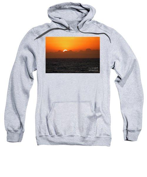 Sunset Through The Clouds Sweatshirt