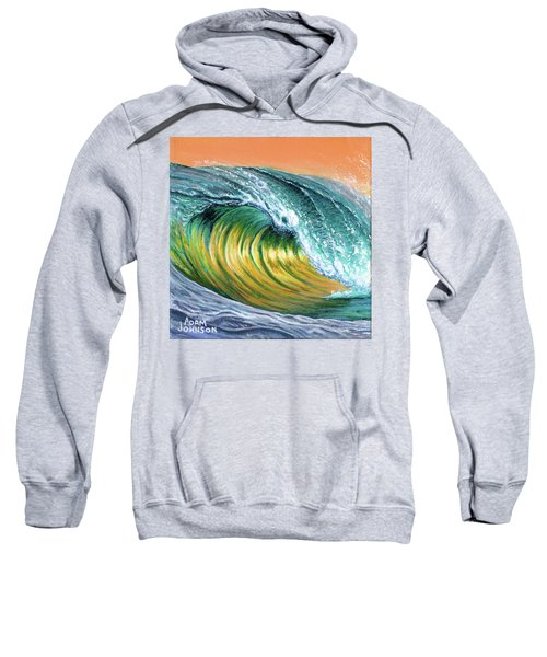 Surf Into The Sunset Sweatshirt