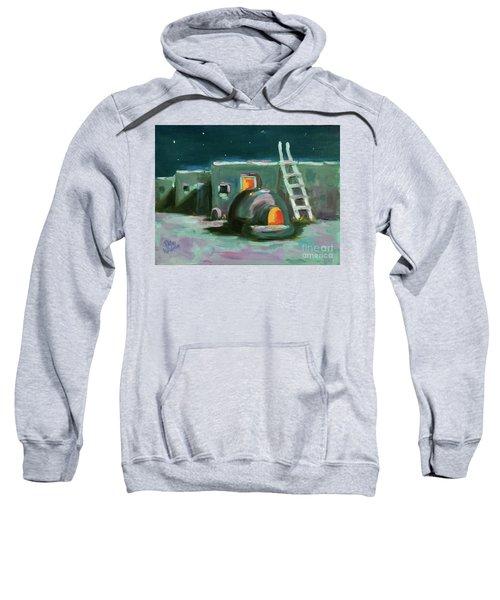 Taos At Night Sweatshirt