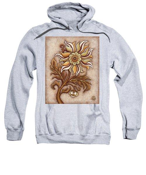 Tapestry Flower 1 Sweatshirt