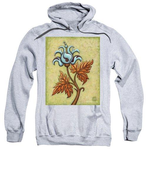 Tapestry Flower 2 Sweatshirt