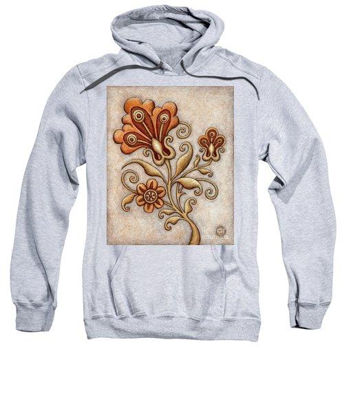 Tapestry Flower 3 Sweatshirt