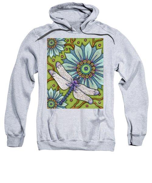 Tapestry Dragonfly Sweatshirt