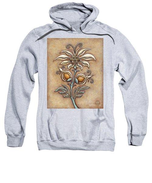 Tapestry Flower 9 Sweatshirt
