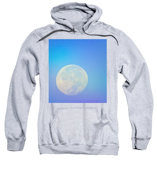 Taurus Almost Full Moon Blend Sweatshirt